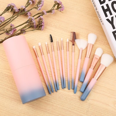 LADES Makeup Brush Set (12 Pieces)