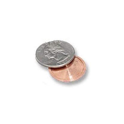 MicroSD Hidden Hollow Spy Coin