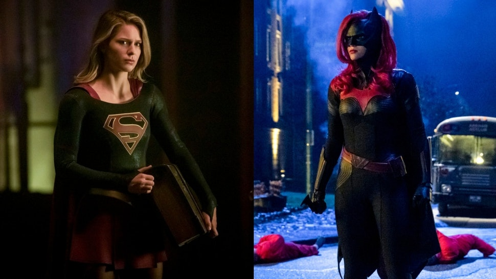 Batwoman & Supergirl In The Arrowverse Elseworlds Crossover