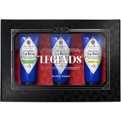 Jack Black The Legends 3 Pack Lip Balm