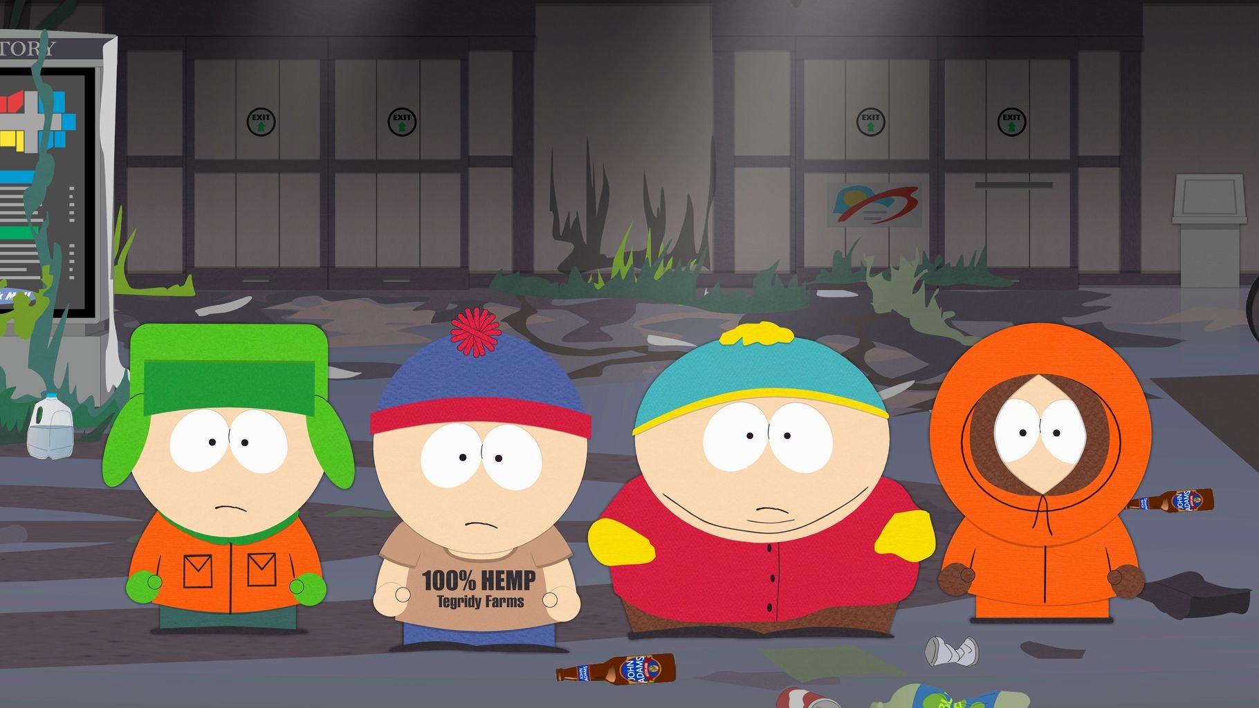 Southpark New Season 2020 When Does 'South Park' Come Back? Trey Parker & Matt Stone Will
