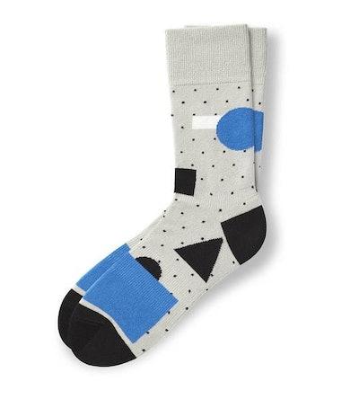 What's Happening Men's Crew Socks