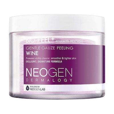 Neogen Dermalogy Gentle Gauze Peeling Wine
