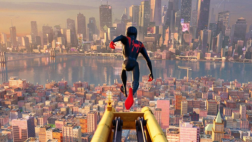The 'Spider-Man: Into The Spider-Verse' Voice Cast Is Crawling With Huge Stars