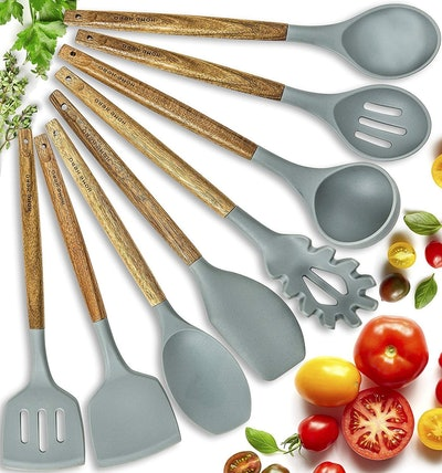 HomeHero Utensil Set (8 Pieces)