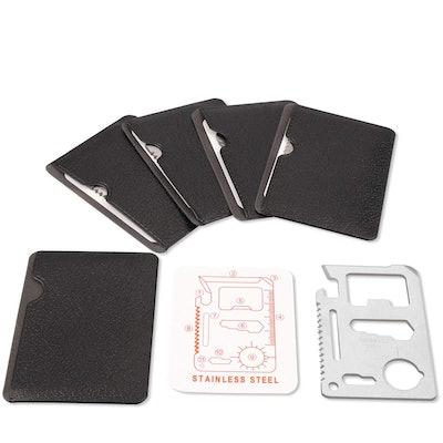Keleey 11-In-1 Stainless Steel Multi-Tool (10 Pack)