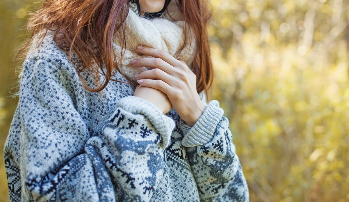 What Is Cold Intolerance? 8 Health Reasons You Might Feel Cold All The Time