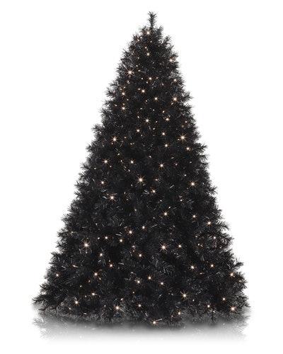 Treetopia 7.5' Tuxedo Black Tree
