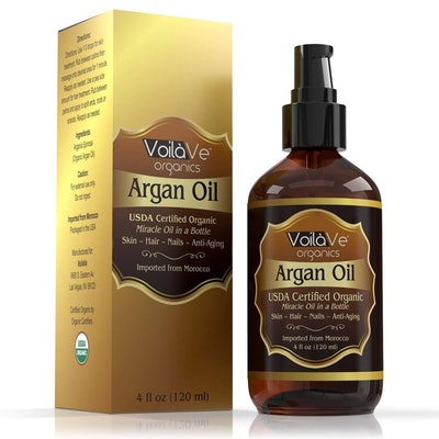 VoilaVe Virgin Moroccan Argan Oil