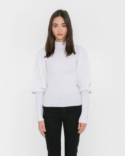Khaite Ivory Martha Sweater