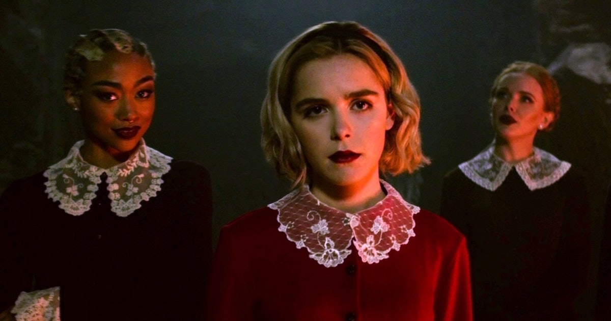 Will Chilling Adventures Of Sabrina Season 2 Include An