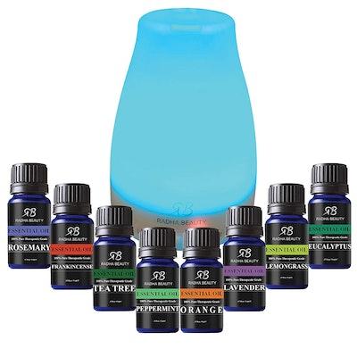Radha Beauty Aromatherapy Set