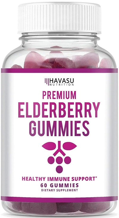 Premium Elderberry Gummies