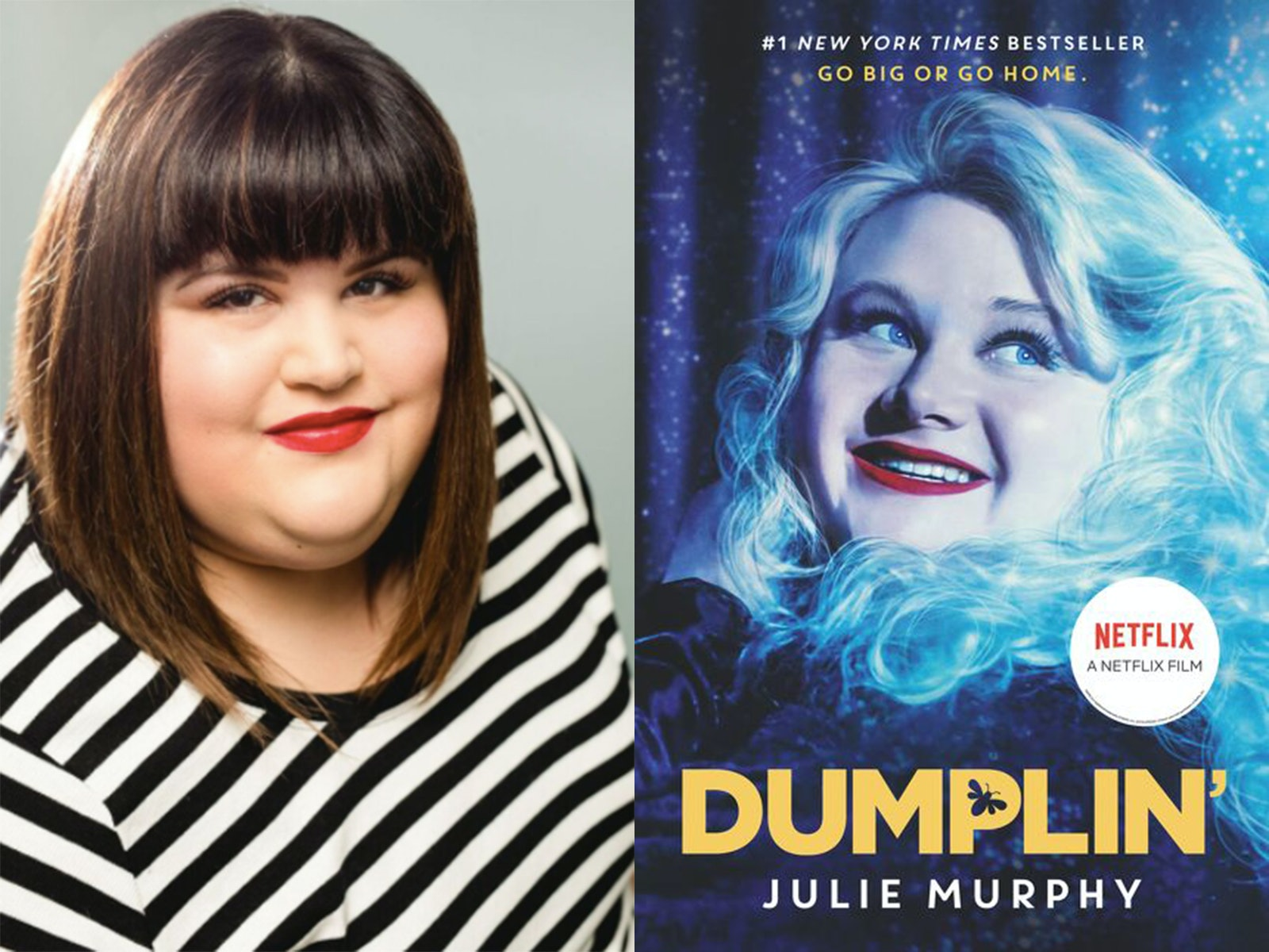 'Dumplin' Author Julie Murphy Thinks The Revolution Is Going To Start With  Young People. '