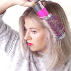A great Dyson Airwrap dupe: The Revlon One Step Volumizer is a highly-recommended lower cost alternative.