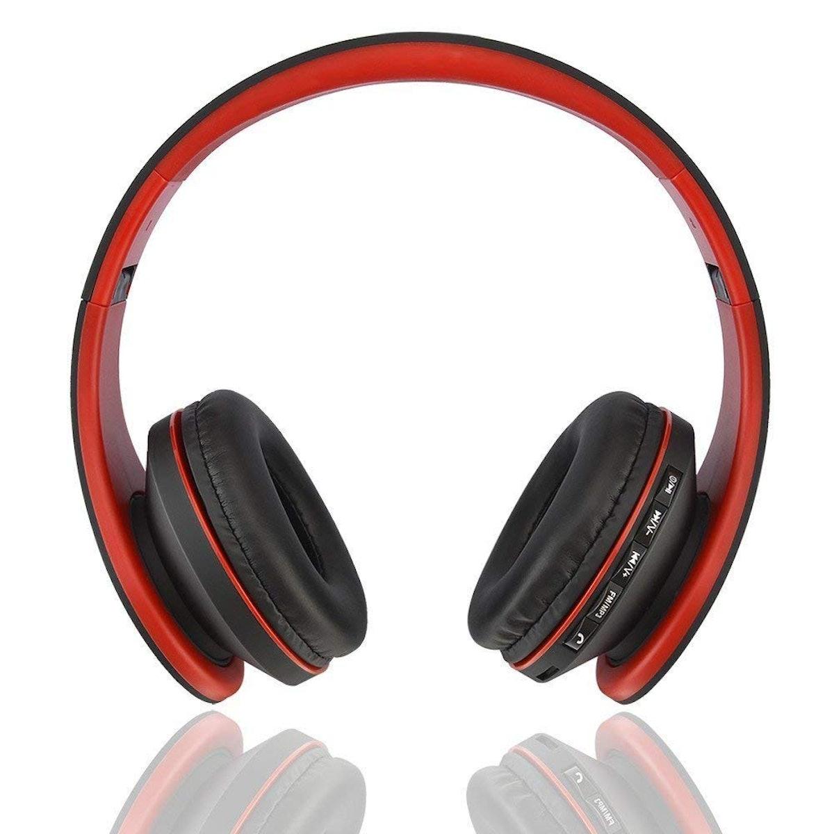 ZSW Tech Wireless Foldable Headphones