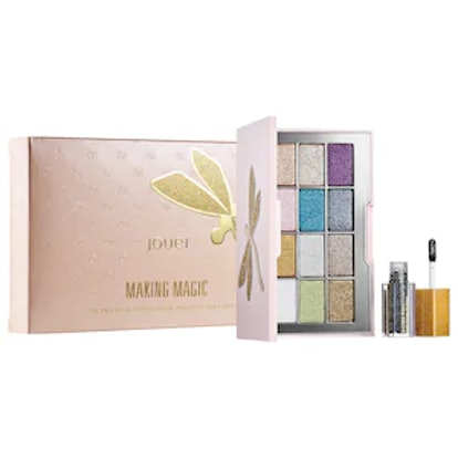 Jouer Cosmetics Making Magic Ultra Foil Eyeshadow Palette Set