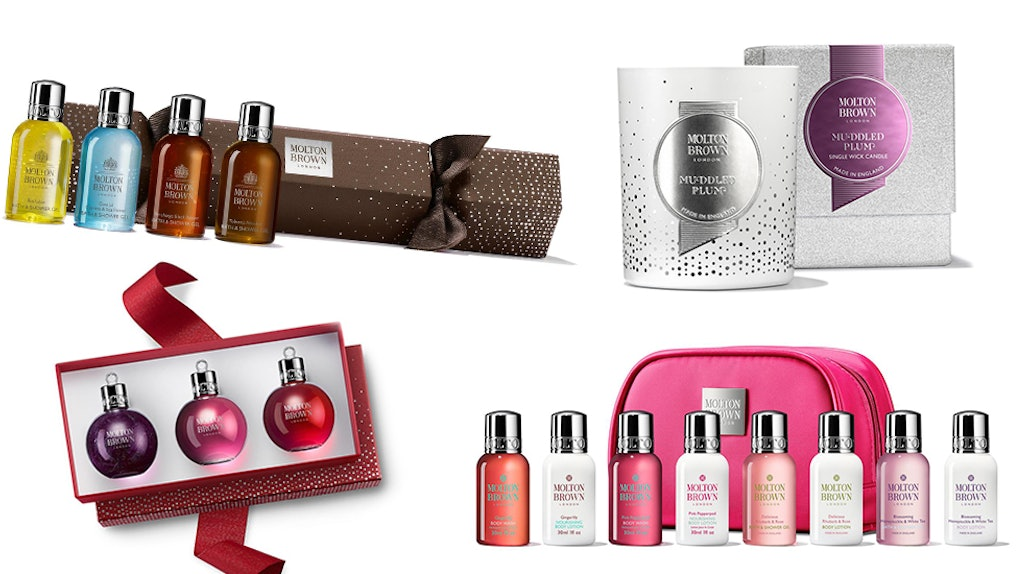 These Molton Brown Holiday Gifts Are The Perfect Pick For When You Don't Know What To Get