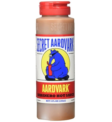 Secret Aardvark Habanero Sauce