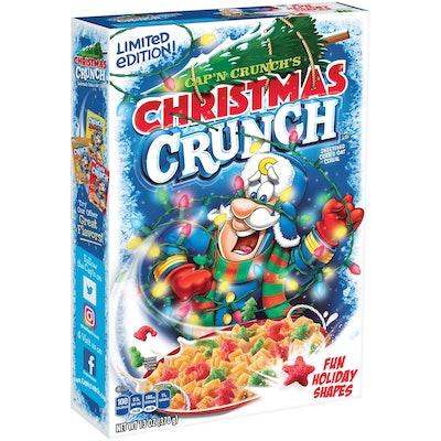 Cap'N Crunch Christmas Crunch