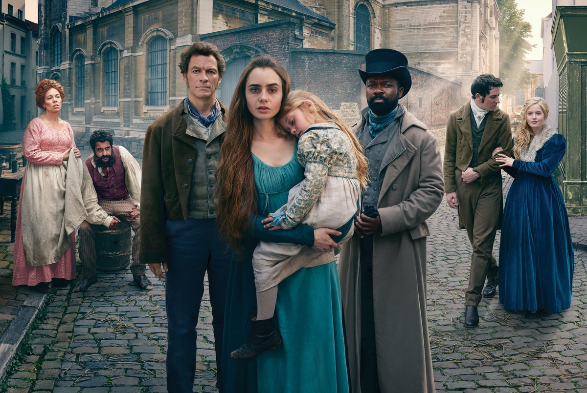 Is BBC's Les Miserables Based On A True Story? The Adaptation Has Such An Important Message