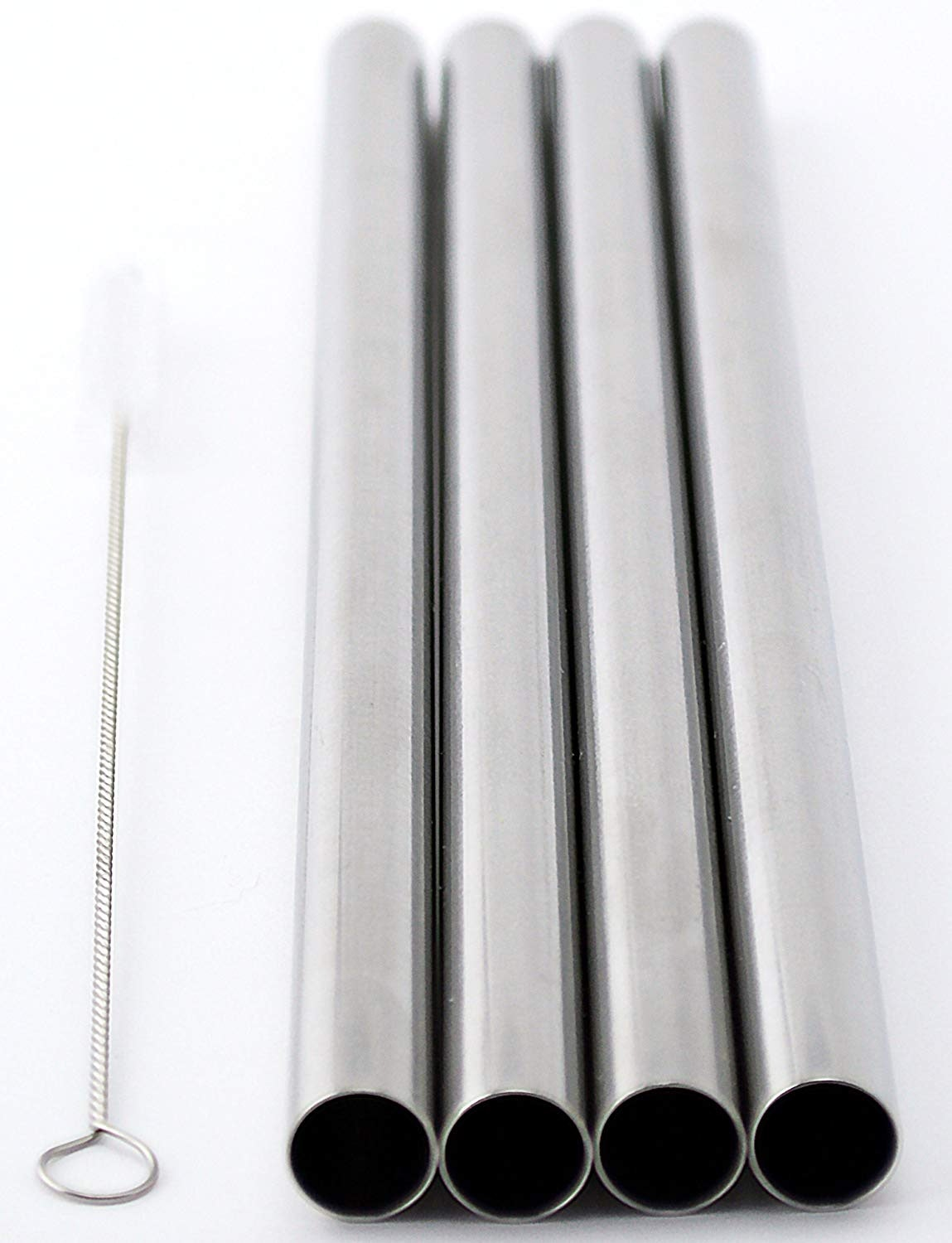 The 4 Best Large Reusable Straws For Smoothies & Shakes