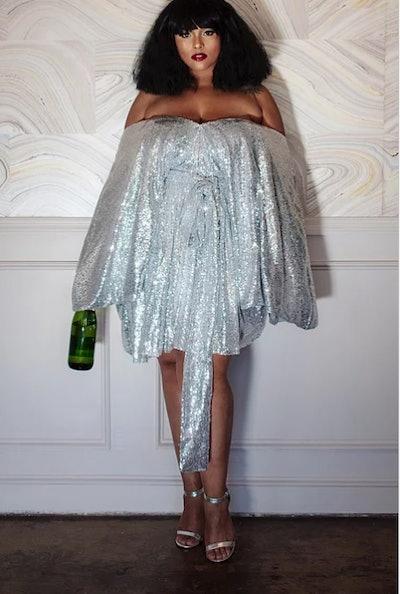 Disco Fever Sequin Dress