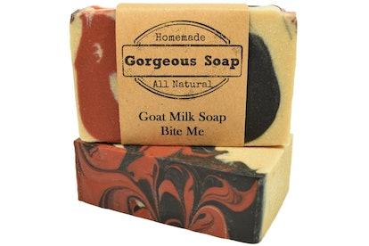 Bite Me Goat Milk Soap