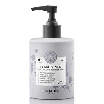 Pearl Silver Colour Refresh