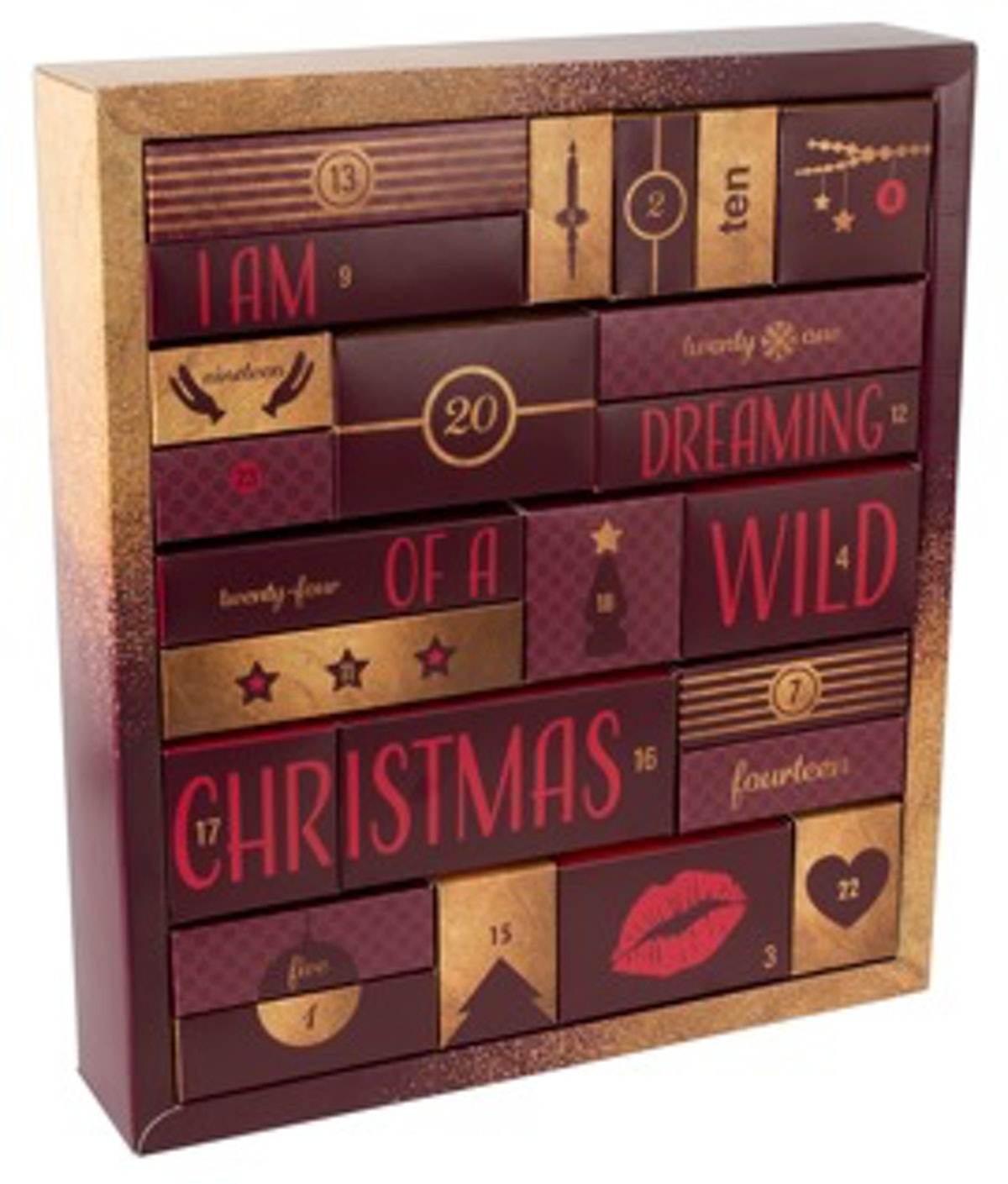 Advent Calendar with Boxes