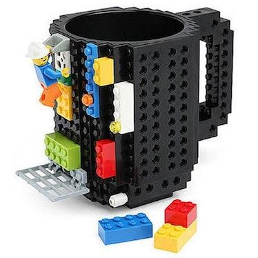 HATU Build-On Brick Mug