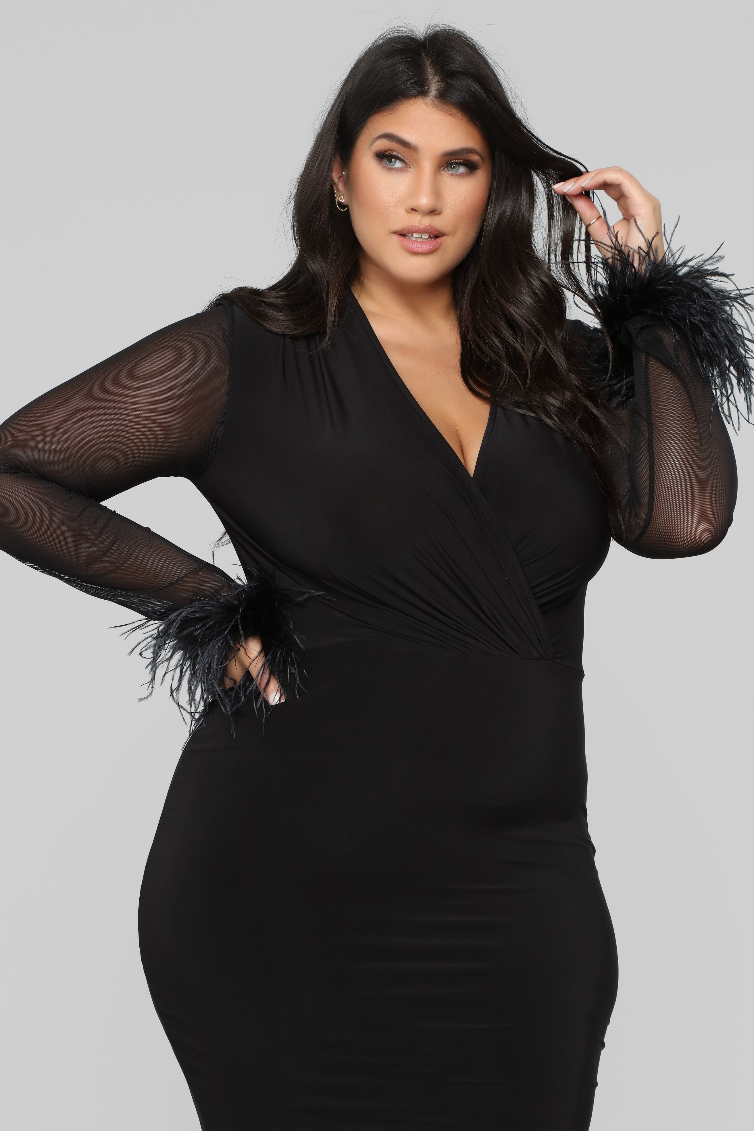af1f4eb7366d 13 Plus Size New Year's Eve Dresses & Jumpsuits That You Should Add To Cart  Right Now
