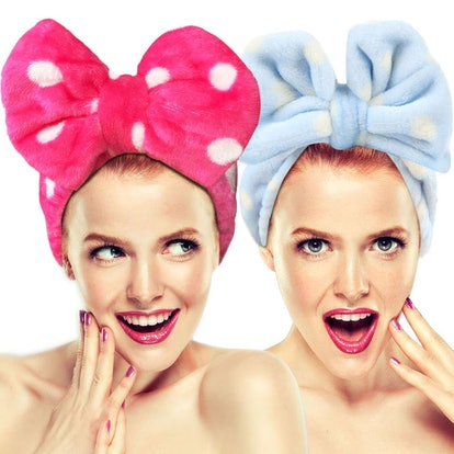 Hairizone Makeup Headbands (2 Pack)