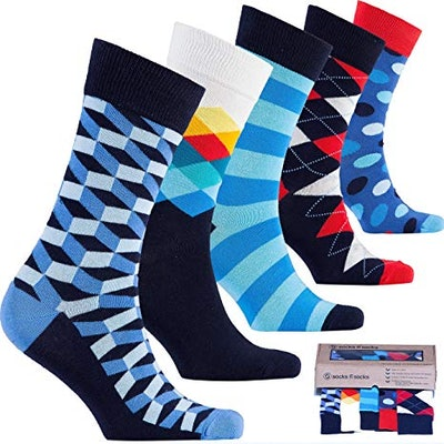 Dress Socks Gift Box