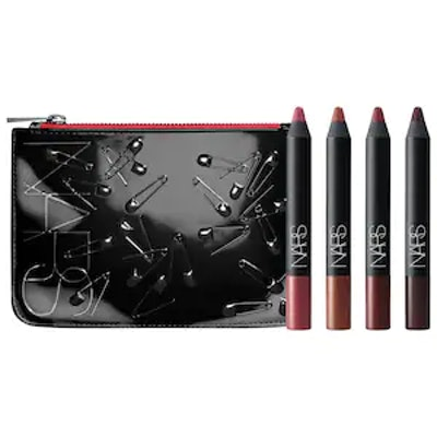 NARS Manic Velvet Matte Lip Pencil Set