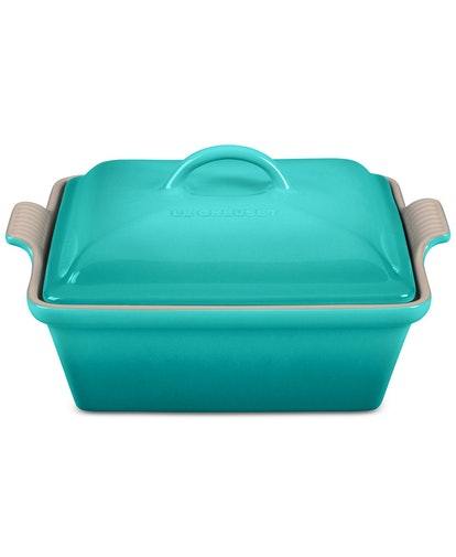 Le Creuset 2.5-Qt. Turquoise Covered Casserole, Created for Macy's