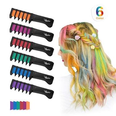 Maydear Temporary Hair Chalk Combs