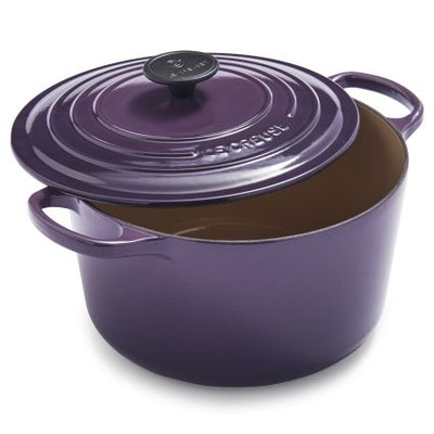 Le Creuset Signature Deep Round Dutch Oven, 5.25 qt. in