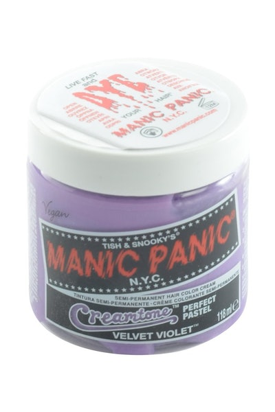 Manic Panic Velvet Violet Hair Colour