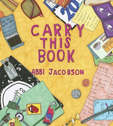 Carry This Book by Abbi Jacobson