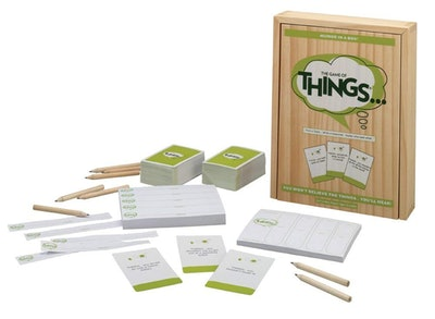 The Game of Things (2018 Edition)