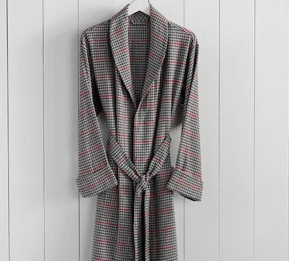Randall Plaid Men's Robe