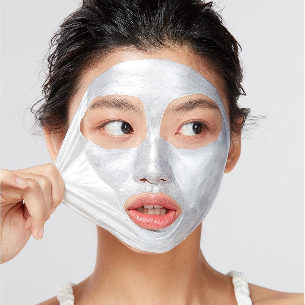 I DEW CARE Diamond Peel-Off Mask