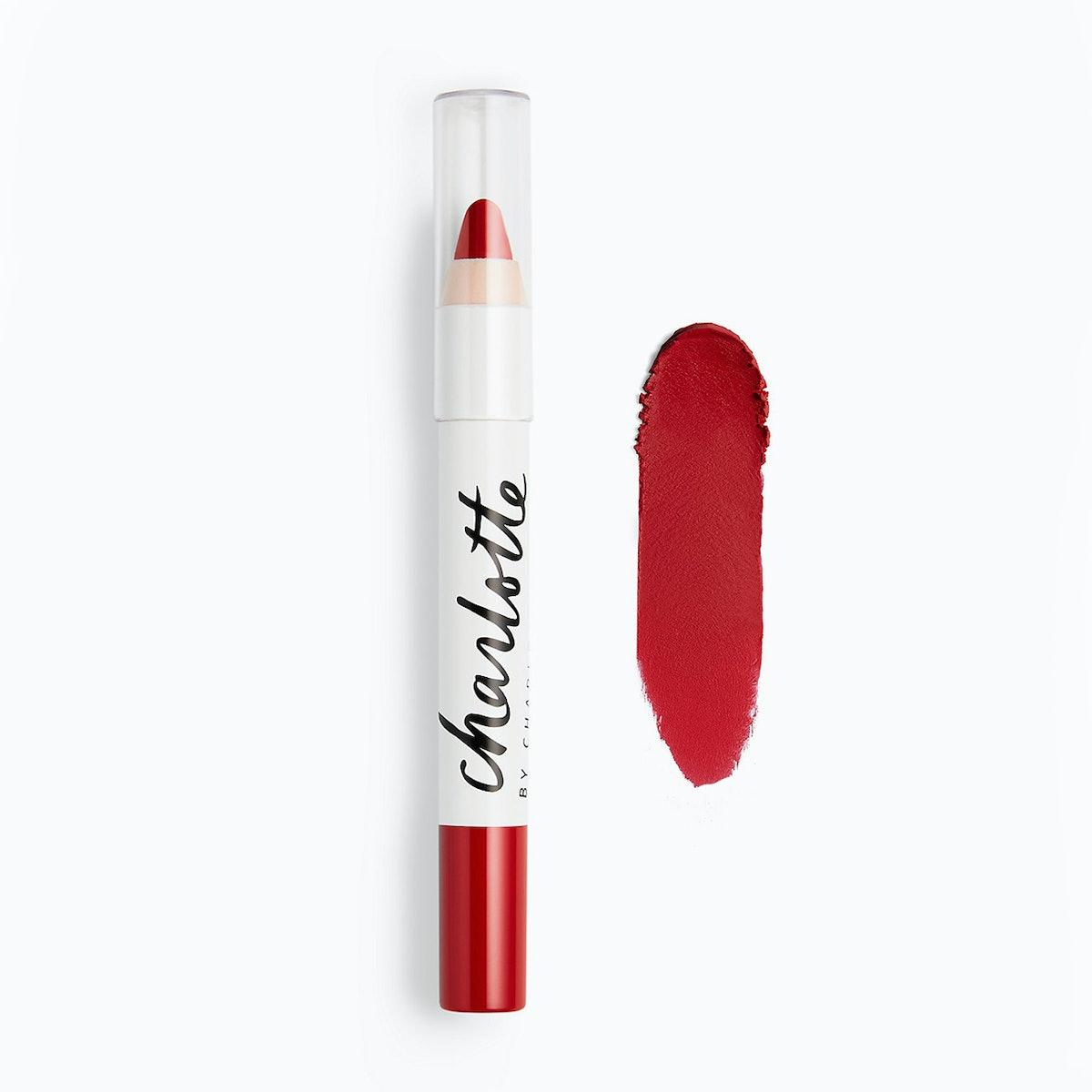 """Make It Matte-er Lip Pencil in """"Big Red"""""""
