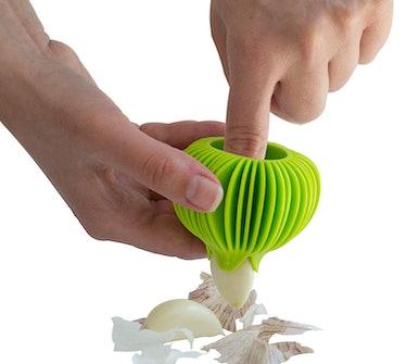 HIC Harold Import Co. Garlic Peeler
