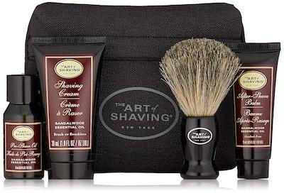 The Art of Shaving 4 Piece Starter Kit