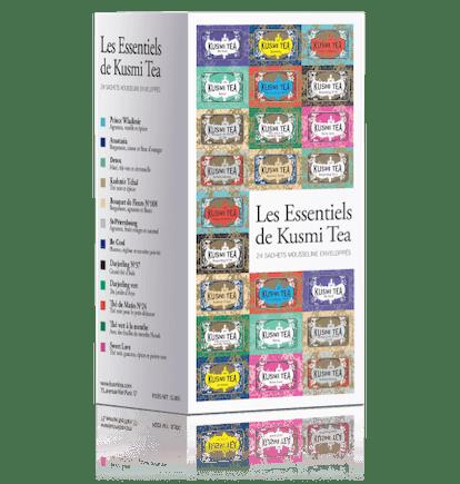 Kusmi Teabags Essentials