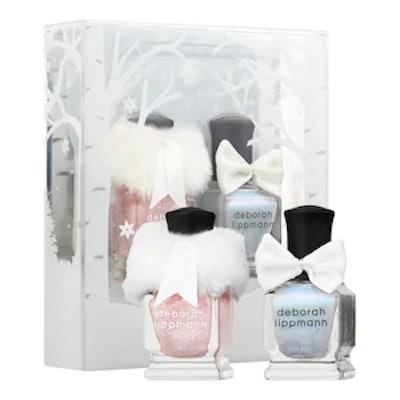 Deborah Lippmann A Winter Romance Nail Duo