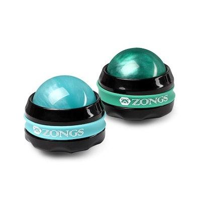 Zongs Massage Roller Balls (set of 2)