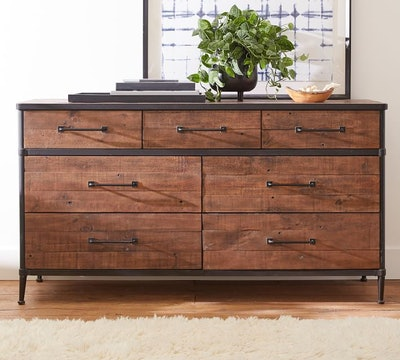 Juno Extra Wide Dresser, Neutral